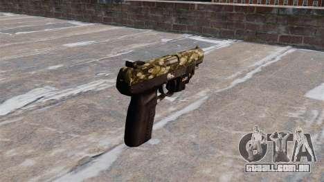 Arma FN Cinco sete LAM Hex para GTA 4 segundo screenshot