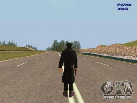Danila do filme Irmão para GTA San Andreas por diante tela