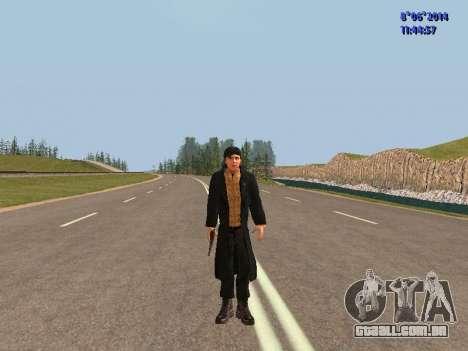 Danila do filme Irmão para GTA San Andreas segunda tela