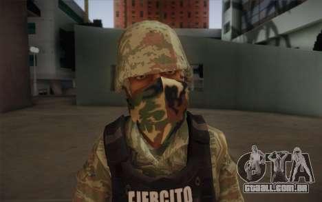 Sedena para GTA San Andreas terceira tela