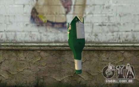 Garrafa quebrada de GTA 5 para GTA San Andreas segunda tela