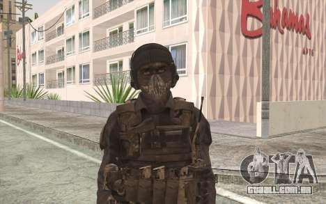 Keegan P. Russ para GTA San Andreas terceira tela