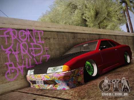 Elegy JDM Style para GTA San Andreas