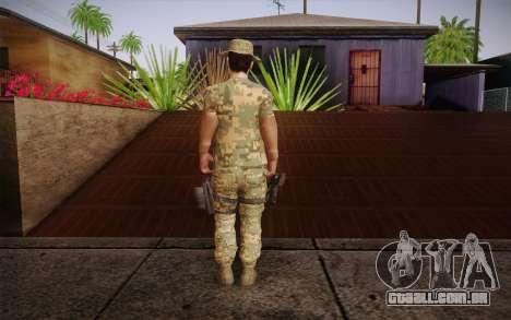 Del Vago para GTA San Andreas segunda tela