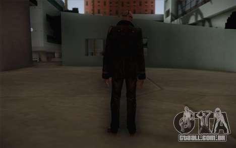 Jason Voorhees Modern Version para GTA San Andreas segunda tela