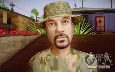 Del Vago para GTA San Andreas terceira tela