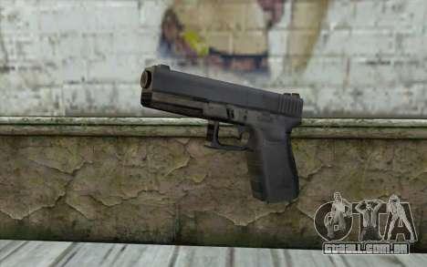 Manhunt Glock para GTA San Andreas
