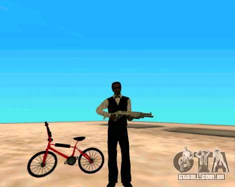 SPAS-12 из Vice City Stories para GTA San Andreas terceira tela