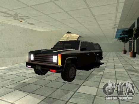 SWAT Original Cruiser para GTA San Andreas