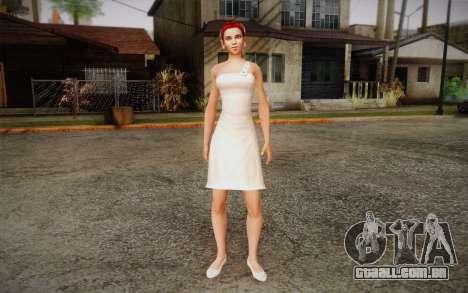 Nina para GTA San Andreas