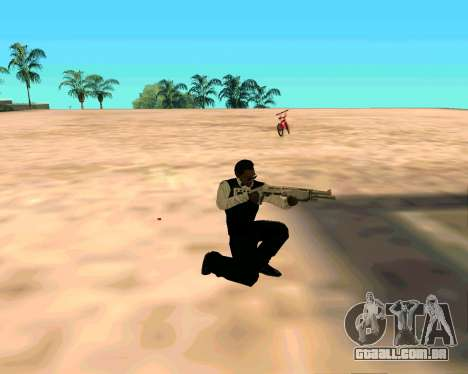 SPAS-12 из Vice City Stories para GTA San Andreas segunda tela