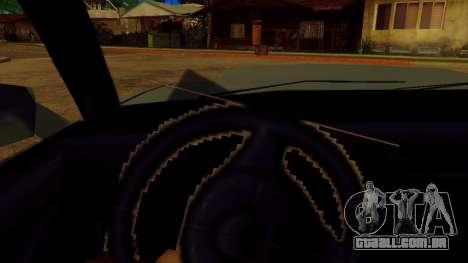 Girar a roda para carros padrão para GTA San Andreas terceira tela