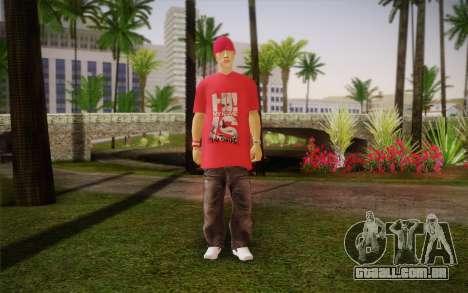 Eminem para GTA San Andreas