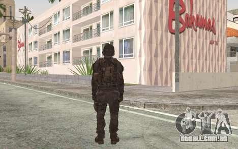 Keegan P. Russ para GTA San Andreas segunda tela