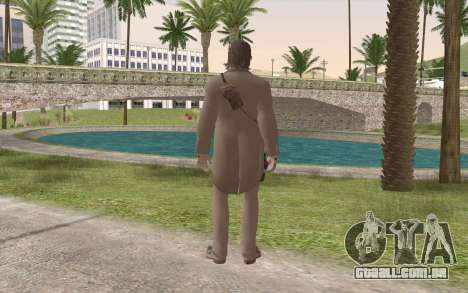 John Marston Gentleman Attire para GTA San Andreas segunda tela
