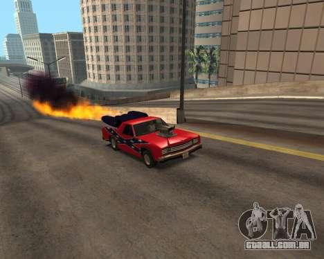 Rocket Picador GT para GTA San Andreas