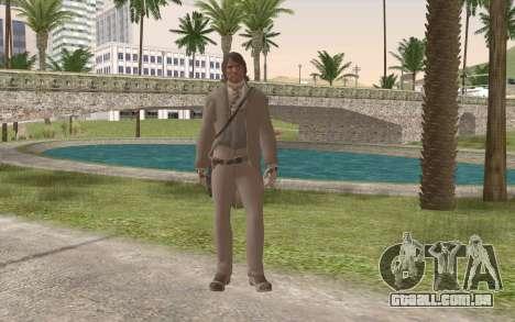 John Marston Gentleman Attire para GTA San Andreas