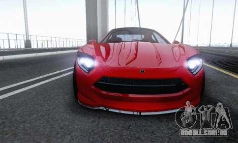 Hijak Khamelion V1.0 para GTA San Andreas vista direita