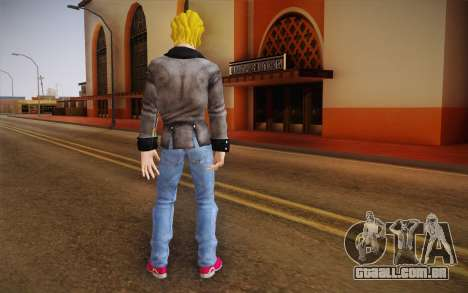 Hulman para GTA San Andreas segunda tela