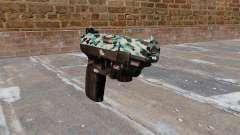 Arma FN Cinco sete LAM Aqua Camo