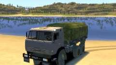 KamAZ-43114 para GTA 4