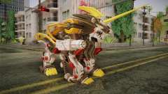 Energy Liger from Zoids