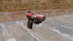 Arma FN Cinco sete LAM Vermelho urbana