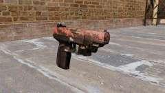 Arma FN Cinco sete LAM Red tiger