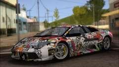 Lamborghini Murcielago 2005 Mesmas Edições de FERTILIZAÇÃO in vitro para GTA San Andreas