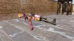 A AK-47 Pontos para GTA 4