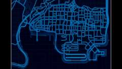 Mapa estilo de need For Speed World