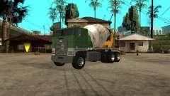 Transportadora de cimento do GTA 4