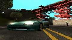 Mod ENB muito fraco PC para GTA San Andreas