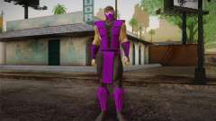 Chuva из Ultimate MK3 para GTA San Andreas