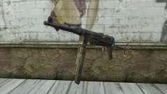 MP-40 Dual Mags para GTA San Andreas