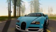 Bugatti Veyron Super Sport 2011