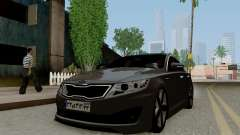 Kia Optima Stock