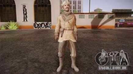 Viktor Reznov из CoD: Black Ops para GTA San Andreas