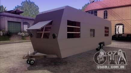 A Caravana Trailer para GTA San Andreas