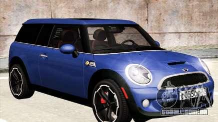 Mini Cooper Clubman JCW para GTA San Andreas