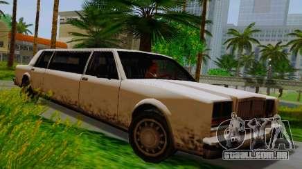 Greenwood Limousine para GTA San Andreas