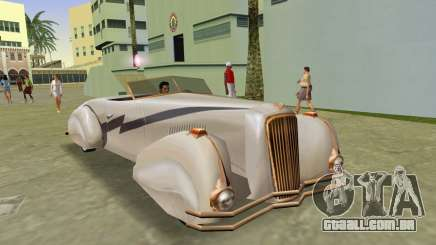 Cadillac Series 37-90 1937 V16 Cabriolet para GTA Vice City