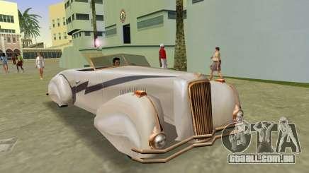 Cadillac Series 37-90 1937 V16 Cabriolet para GTA Vice City