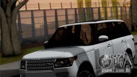 Range Rover Vogue 2014 para GTA San Andreas