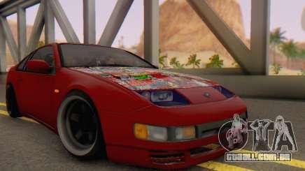 Nissan 300ZX Fairlady para GTA San Andreas