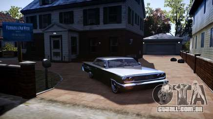 GTA Vice City Voodoo para GTA 4
