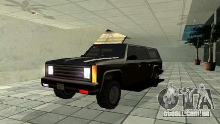 SWAT Original Cruiser para GTA San Andreas