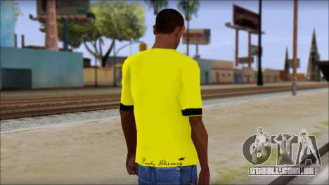Star Wars Clone T-Shirt para GTA San Andreas segunda tela
