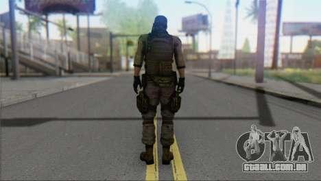 Piers Nivans v1 para GTA San Andreas segunda tela
