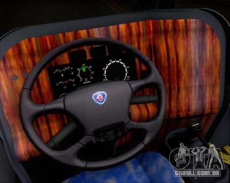 Busscar Vissta LO Scania K310 - Tur Bus para as rodas de GTA San Andreas